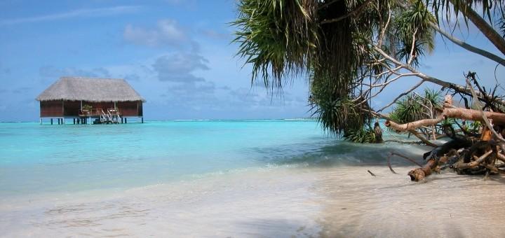 Maldives honeymoon suite. Photograph by VJ