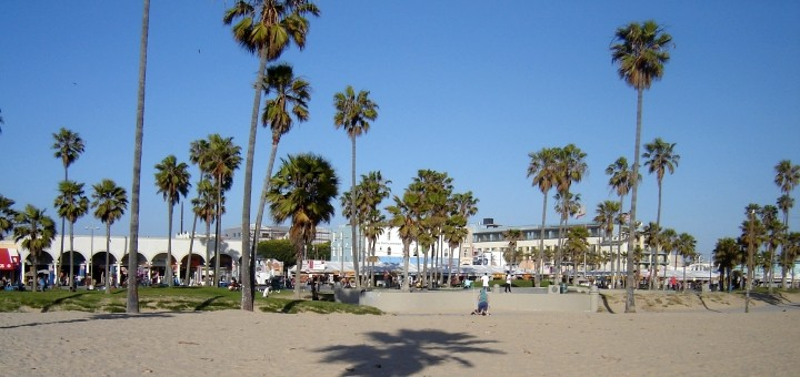 Venice Beach, California. Photograph by Valdís Erlendsdóttir