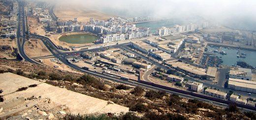 Agadir. Photograph by Maciej Podgórski