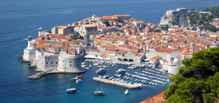 Dubrovnik, Croatia. Photograph by Graham Soult