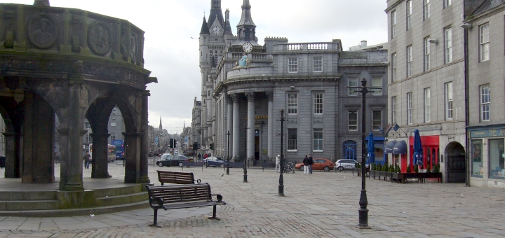 Aberdeen. Photograph by Graham Soult