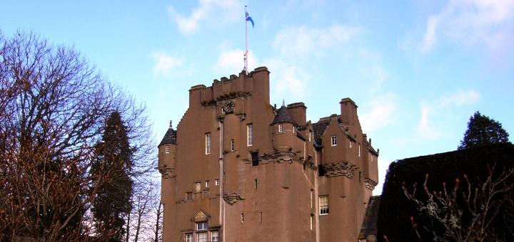 Crathes Castle. Photograph by Graham Soult