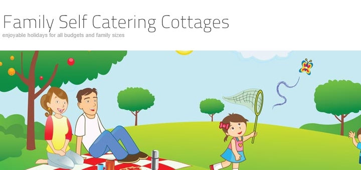 Family Self Catering Cottages logo