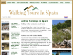Walk Spain Active Holidays
