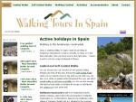 Walk Spain Active Holidays
