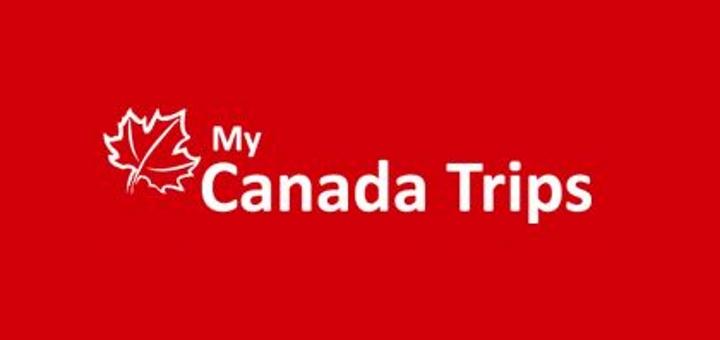 My Canada Trips logo