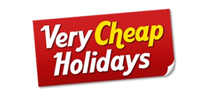 Very Cheap Holidays logo