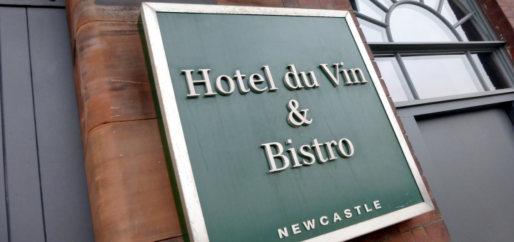 Hotel du Vin, Newcastle. Photograph by Graham Soult