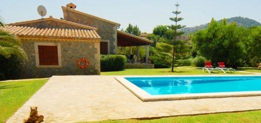 Villa Jardi in Pollensa