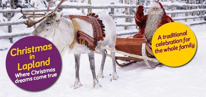 Christmas in Lapland with Monarch Holidays