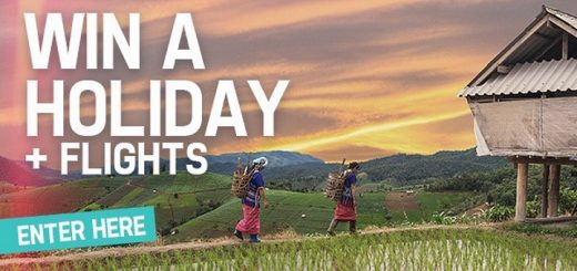 Fancy winning a holiday to Thailand, India or Peru with Geckos Adventures?