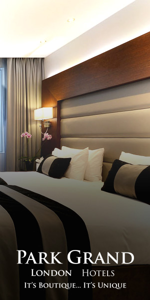 Stay with Park Grand London Hotels