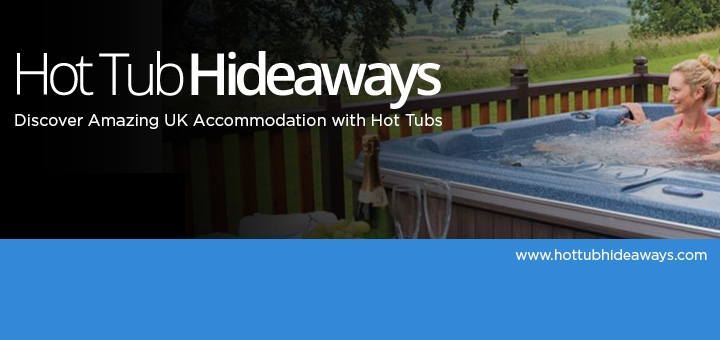 Hot Tub Hideaways logo