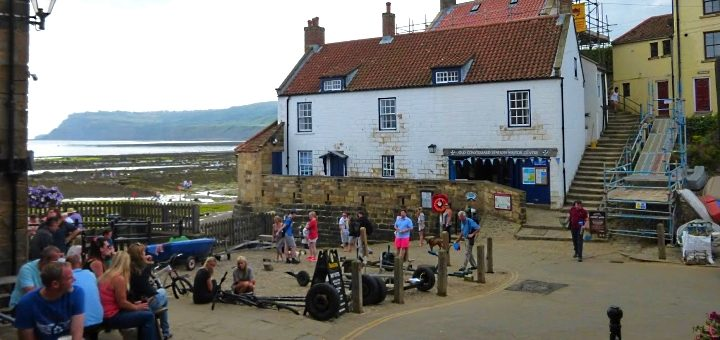 Robin Hood's Bay. Photograph by Graham Soult
