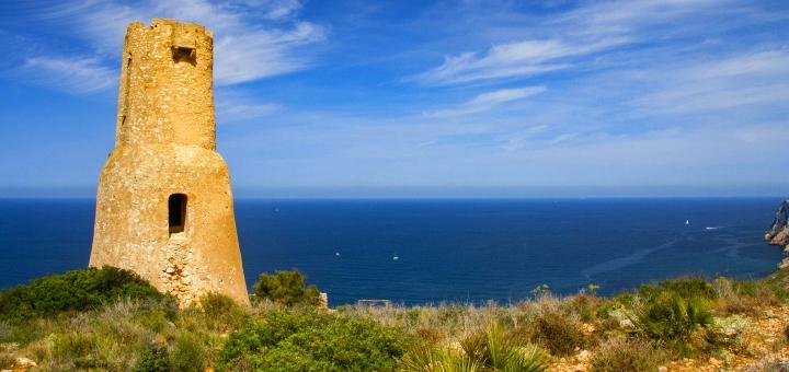 Torre del Gerro, Dénia. Photpgraph by Irina Shutko