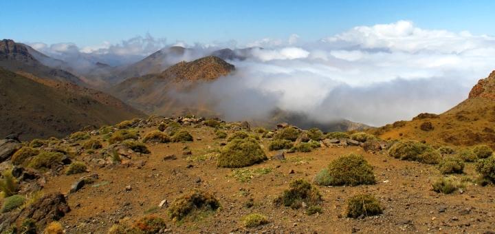 Morocco's Atlas Mountains. Photo credit: Wilfried Santer