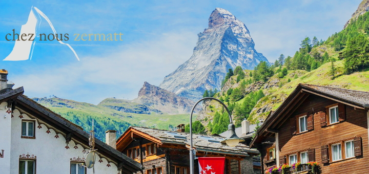 Chez Nous Zermatt logo