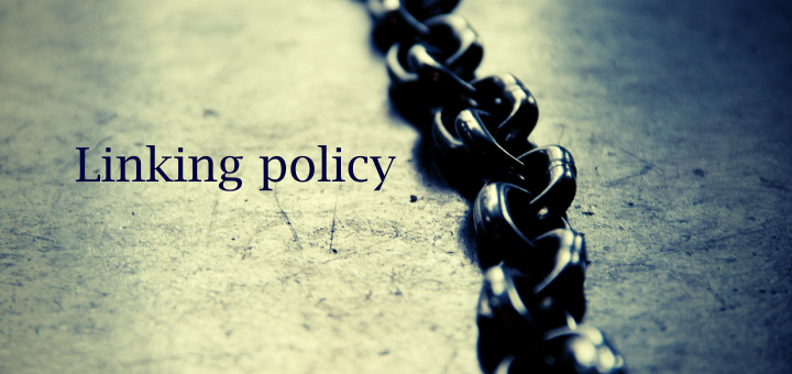 Linking policy