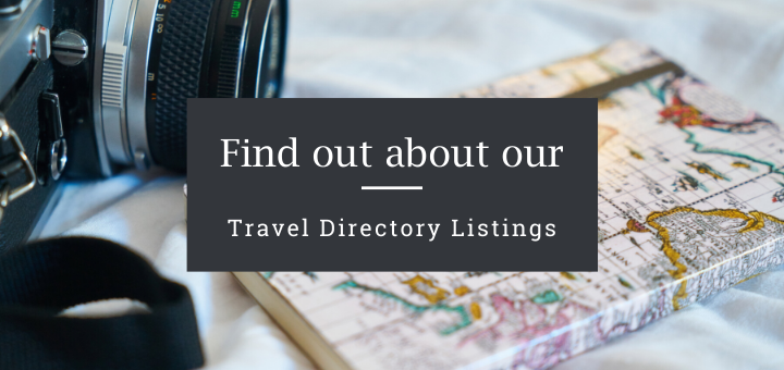 Find out about our Travel Directory Listings