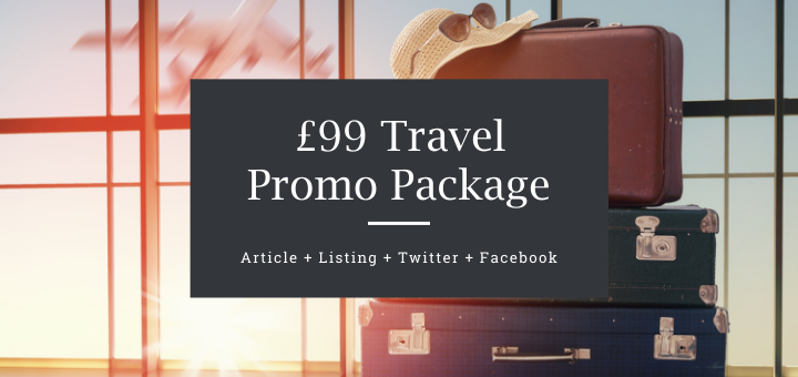 £99 Travel Promo Package