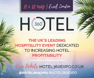 Get tickets for Hotel360 expo