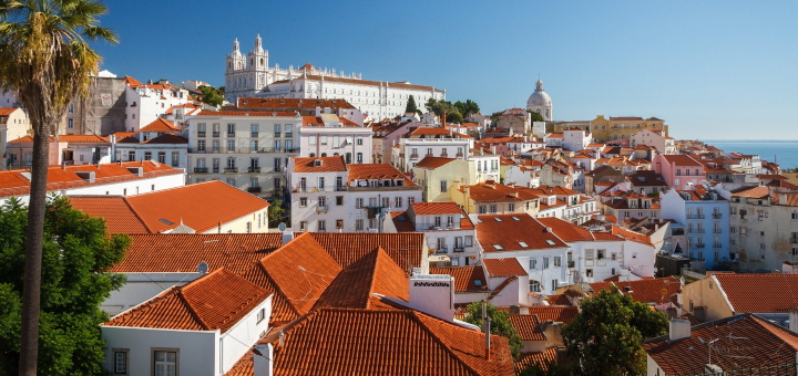 Lisbon skyline. Photo credit: Steffen Zimmermann