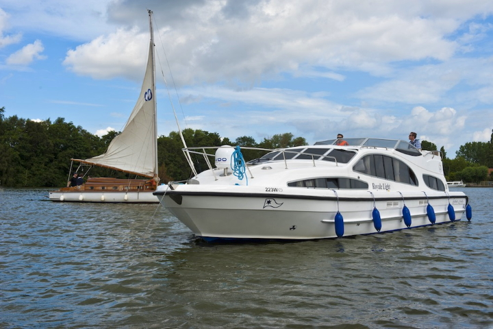 A Norfolk Broads boating holiday is an experience to remember