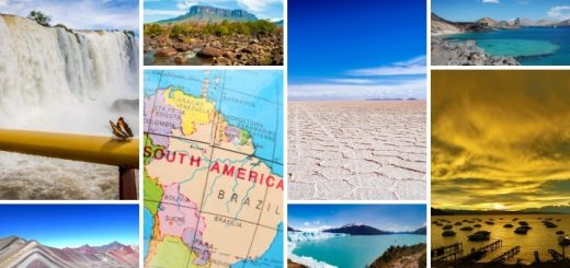 Seven of the most impressive natural wonders in South America