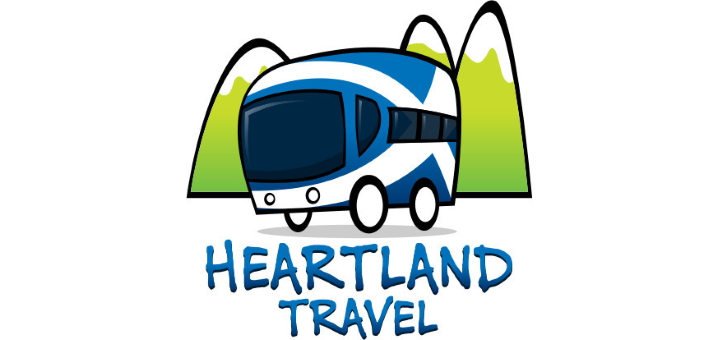 Heartland Travel logo
