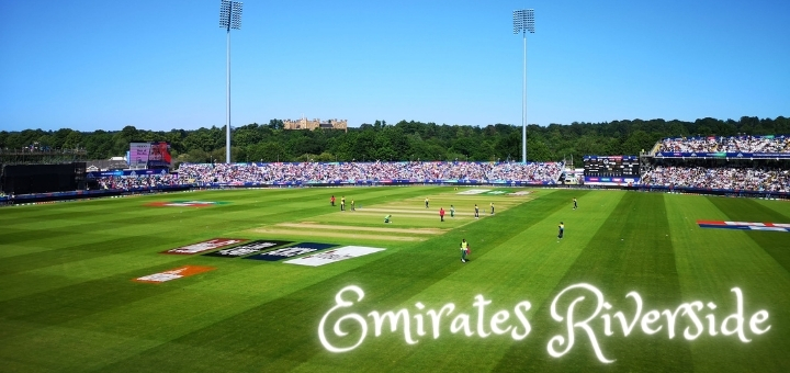 2019 Cricket World Cup fixtures were hosted at Emirates Riverside in Chester-le-Street