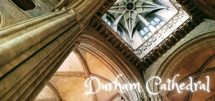 Durham Cathedral is not just a landmark on the skyline - the interior is magnificent too