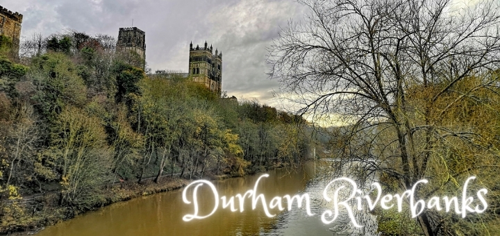 The River Wear forms the peninsula upon which Durham Cathedral sits